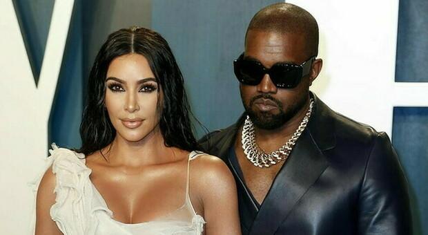Kim Kardashian e Kanye West si sono lasciati: «Divorzio è imminente, lei non ne può più»