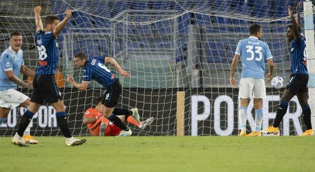 Lazio-Atalanta 1-4: Inzaghi sconfitto alla prima in campionato. Gasperini fa festa all'Olimpico