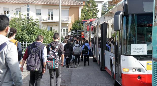 Le aziende dei bus sono alle prese con il problema Green pass