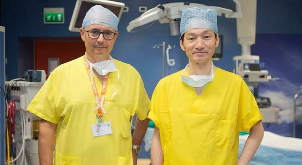 Ascoli, valvola aortica ricostruita senza protesi: la tecnica all'avanguardia del dottor Albertini