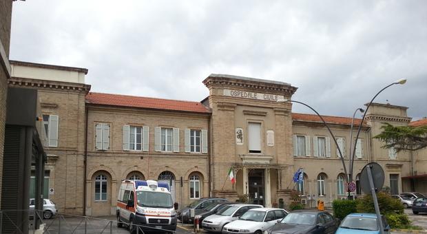 Recanati, giovane precipita da una finestra dell'ospedale Santa Lucia - Corriere Adriatico