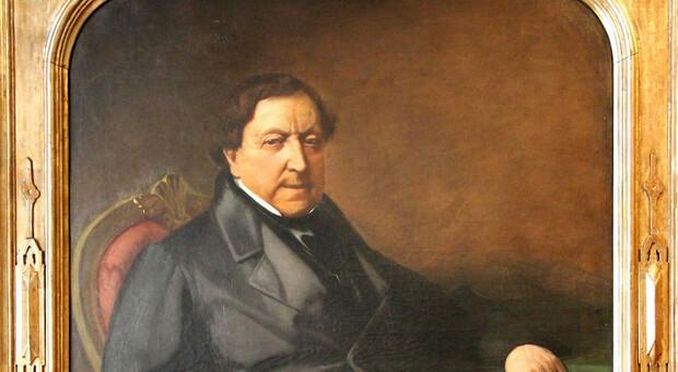 Gioachino Rossini nato il 29 febbraio 1792
