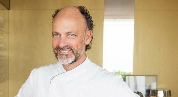 Gli gnocchetti di patata con vongole e carciofi dello chef stellato Moreno Cedroni