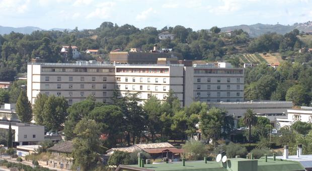 L'ospedale Mazzoni