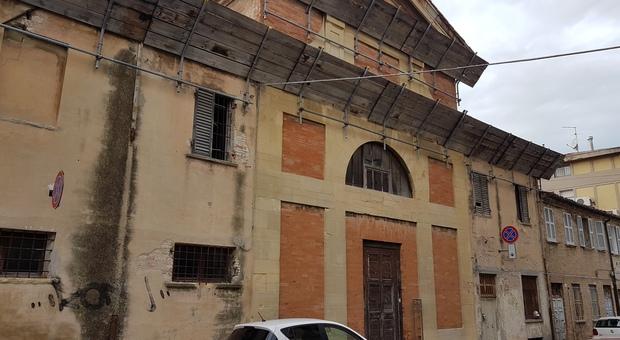 Il complesso delle Zoccolette a Pesaro ceduto all'Erap