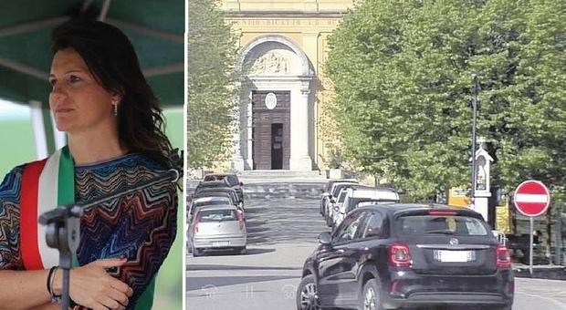 Tavullia, la furia della sindaca di Valentino Rossi in arancione rafforzato: «Cinque comuni sacrificati per salvare le Marche»