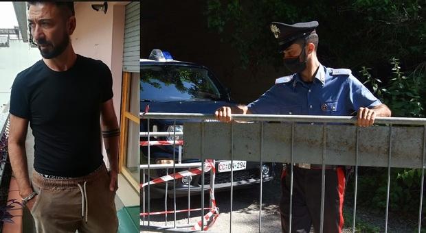Ascoli, ex carabiniere freddato a colpi di pistola: sotto osservazione alcuni profili social