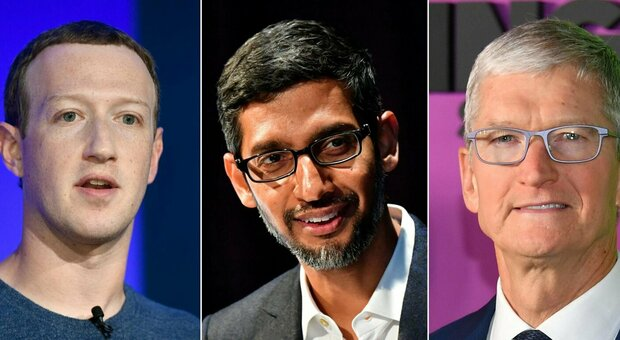 Amazon, Apple, Facebook e Google a processo: antitrust Usa mette sotto accusa i big dell'hi-tech