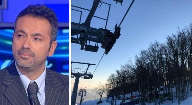 Fazzini, il signore del meteo dei Mondiali di sci: «Ma adesso sogno la Formula uno»
