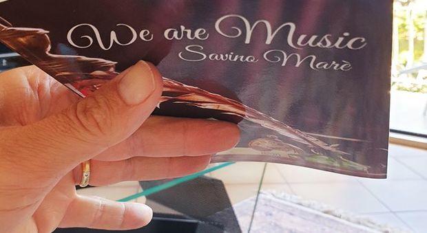 La cover in inglese del libro di Savino Marè