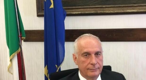Il prefetto Flavio Ferdani
