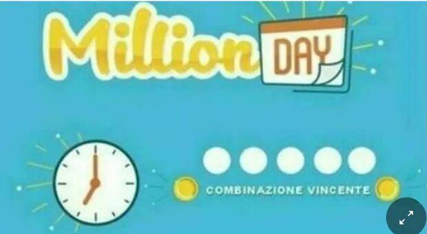 Million Day, attesa per le estrazioni di oggi sabato 17 aprile: appuntamento alle 19