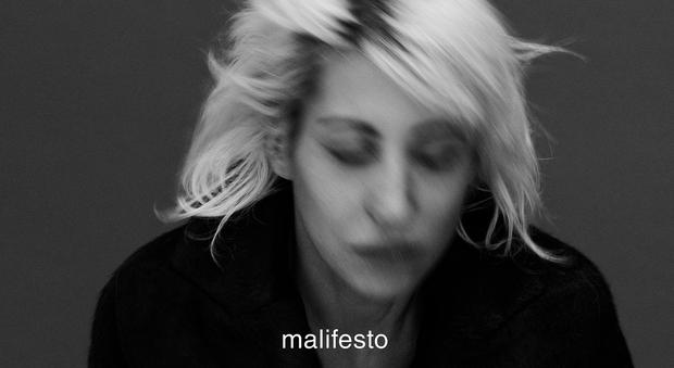 """La cover di """"Malifesto"""", il nuovo album di Malika Ayane in uscita il 26 marzo"""