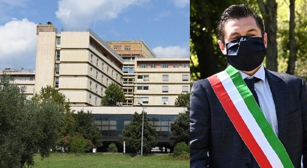 Attivati 20 posti letto Covid all'ospedale, ma il sindaco chiede garanzie: «Percorsi separati, Malattie Infettive sia permanente»