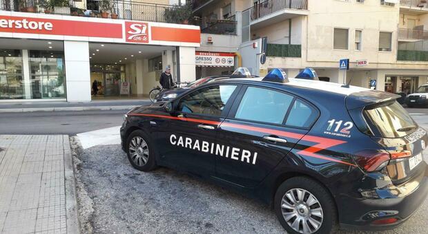 I carabinieri di Falconara hanno indagato sul furto