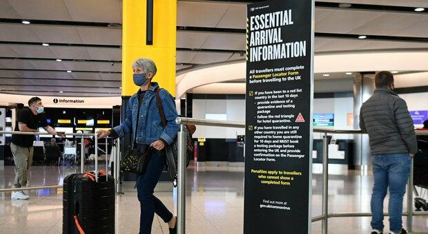 Gran Bretagna revoca quarantena da 12 paesi turistici ma non l'Italia. Via libera ance a Portogallo e Israele dal 17 maggio