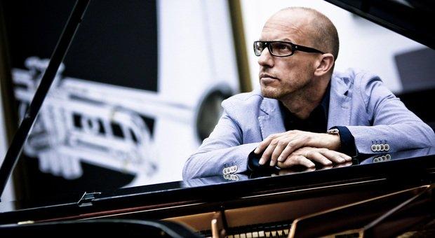 Il pianista Antonio Faraò