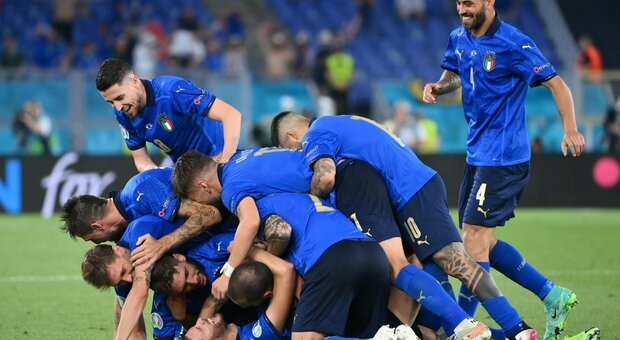 Italia-Svizzera 3-0