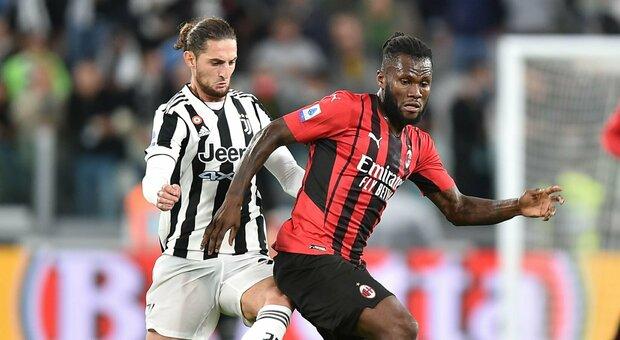 Juventus-Milan 1-1