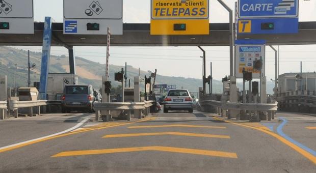 San Benedetto, ancora lavori sull'autostrada A14: chiuso per tre notti il casello