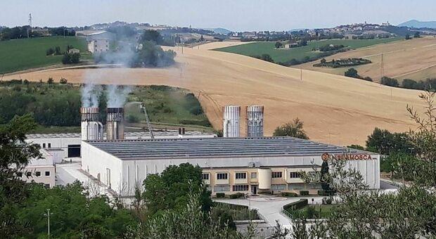 Lo stabilimento di Fieramosca