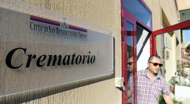 Il crematorio di San Benedetto: le liste di attesa si stanno allungando