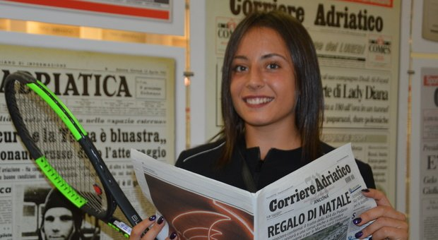 Elisabetta Cocciaretto concede il bis e l'Italia batte la Romania
