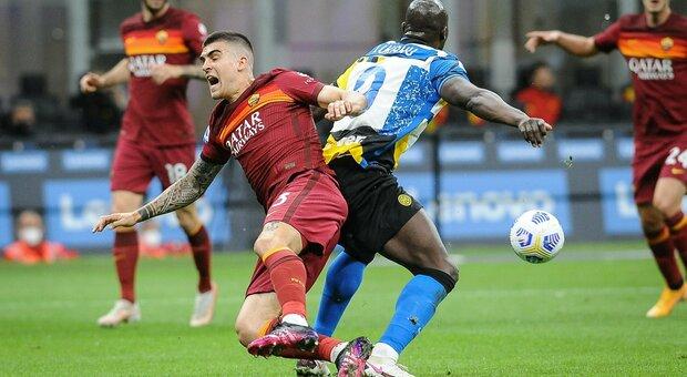 Inter-Roma diretta live ore 20:45, le formazioni ufficiali: Dzeko e Mancini dal 1'. Conte sceglie Lukaku-Sanchez