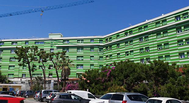 L'ospedale Madonna del Soccorso
