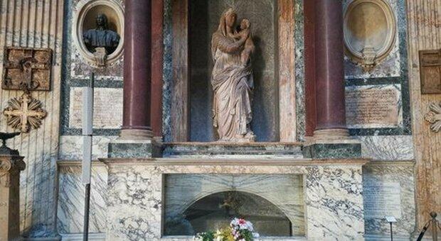 A Urbino arriverà e resterà per sempre la riproduzione in scala 1:1 della tomba di Raffaello