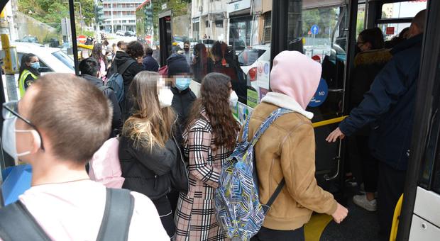 Il trasporto scolastico di Conerobus ai tempi del Covid
