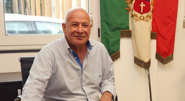 Il sindaco Fontanella