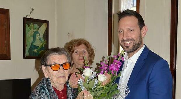 È morta a quasi 107 anni nonna Leontina Offidani: era la più longeva del paese