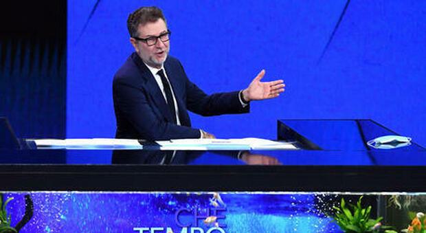 Fabio Fazio, salta la puntata di Che tempo che fa di domenica 28 febbraio: «Devo fare un intervento, non potrò parlare»
