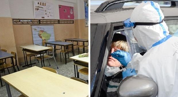 Covid e scuola: nelle Marche 236 classi in quarantena. Boom alle elementari e nell'Anconetano