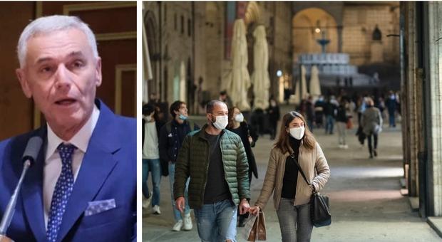 Covid, il virologo Palù: «Picco tra gennaio e febbraio, ma nessuna pandemia dura più di 2 anni»