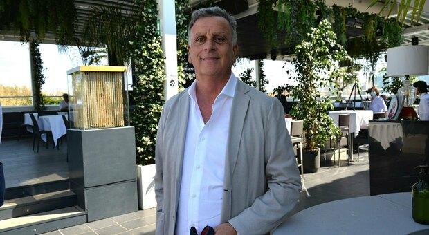 L'immobiliarista romano Roberto Renzi, nuovo proprietario della Samb