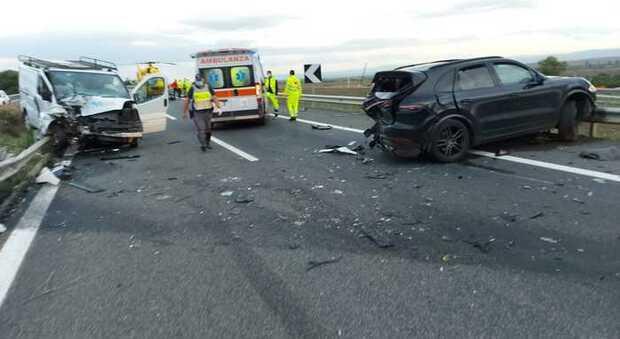 Ragusa: incidente sulla provinciale 20, quattro morti. Ignote le cause dell'incidente