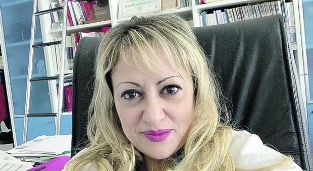 L'oncologa Rossana Berardi