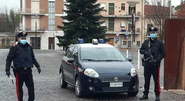 La denuncia è stata presentata ai carabinieri