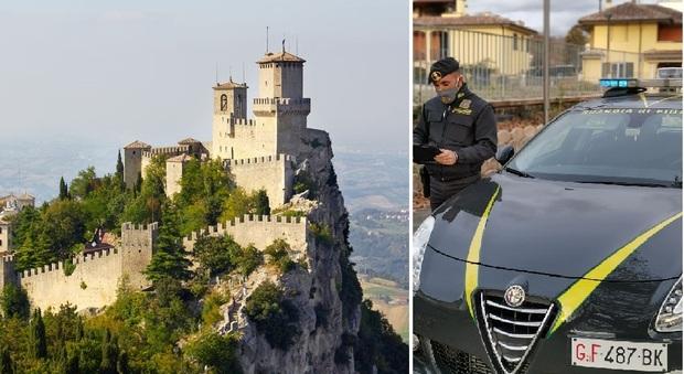 Bancarotta e soldi neri a San Marino: sequestro milionario e nove denunciati nella ditta di costruzioni