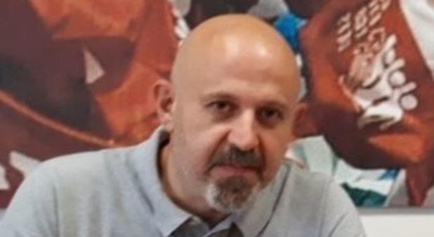 Giuseppe Santarelli, segretario regionale Cgil Marche