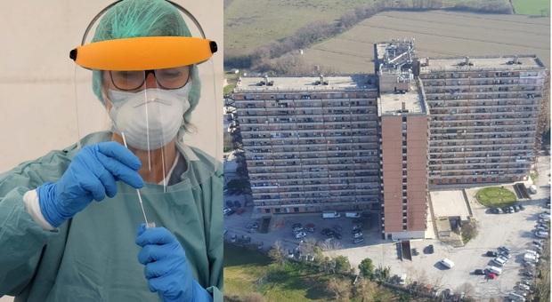 Coronavirus, zero nuovi positivi nelle Marche, ancora fermi i controlli all'Hotel House