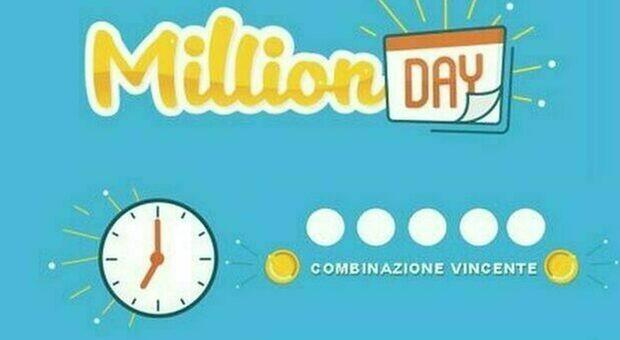 Million Day, i numeri vincenti di oggi martedì 23 febbraio 2021