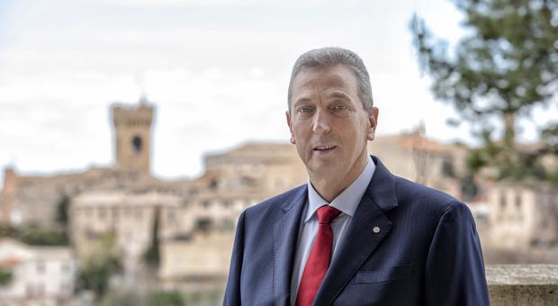 Il sindaco Antonio Bravi