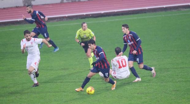 Mercoledì di campionato per la Serie D, con un derbyssimo a Recanati
