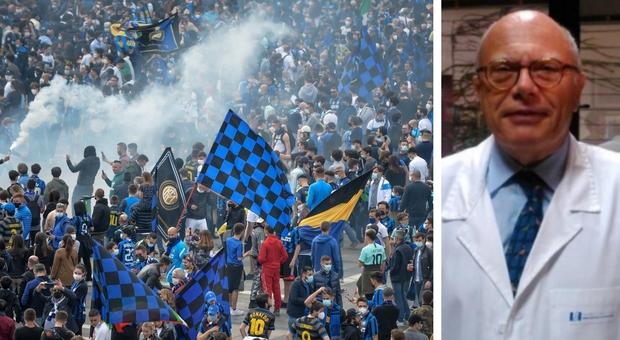Festa Inter, Galli: «Si è perso il controllo ovunque». Locatelli: «Così non si onorano i morti»
