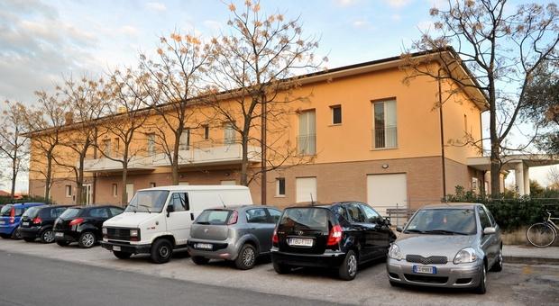 La residenza protetta comunale Don Tonucci