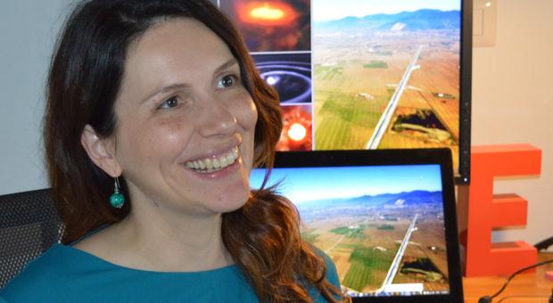 L'astrofisica Marica Branchesi: «Nelle stelle troviamo le risposte su quello che siamo»
