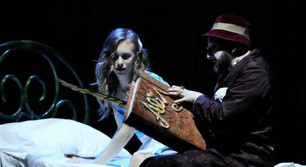Una immagine di Alis  de Le Cirque World&rsquos Top Performer